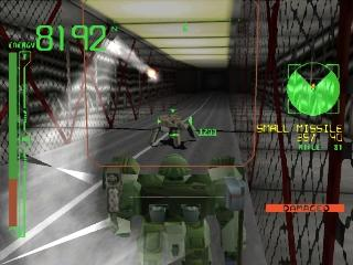 Screenshot Thumbnail / Media File 1 for Armored Core - Project Phantasma [U] SLUS-00670